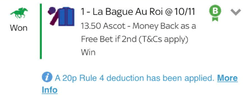 Rule 4 deductions sky betting cash in your bitcoins free