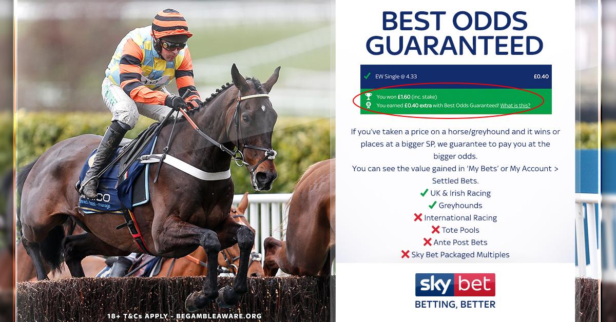 Sky horse racing betting odds qck csgo betting